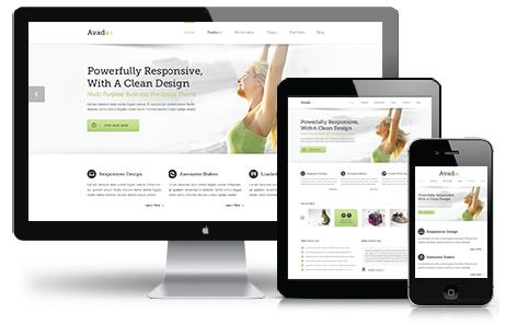 responsive Website Design by gopixel