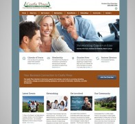 Castle Pines Chamber Website