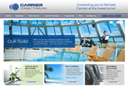 Carrier Connections website launched