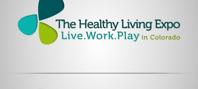 The Healthy Living Expo Logo
