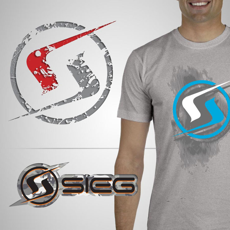 Sieg Logo Design