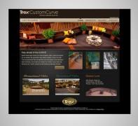 Trex Curves Website